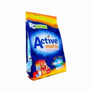Active Matic Detergent rendah busa untuk Mesin Cuci Otomatis (Top Load & Front load)