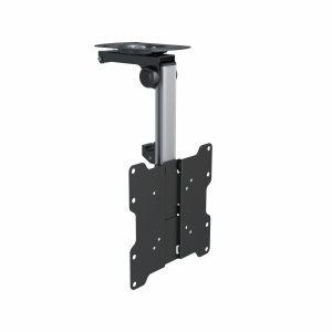 Bervin Bracket Ceiling / Plafon Flip/Lipat  untuk TV 17″-37″