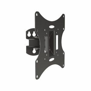 Bervin Wall Bracket Adjustable (Model Kupu) untuk TV 24″ – 43″
