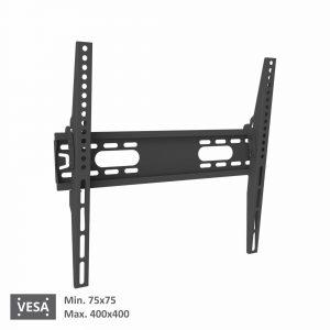 Bervin Wall Bracket Adjustable untuk TV 40″ – 77″