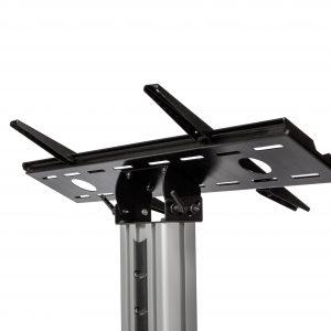 Bervin Monitor/TV Stand untuk Display, Panggung, Area Informasi (TV 40″ – 80″)